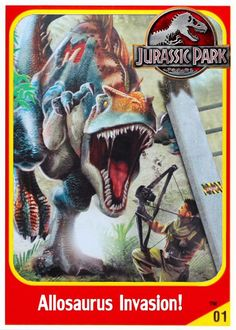 Space, Gore, and Dinosaurs