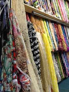 The New York City Garment District | Sew Mama Sew |
