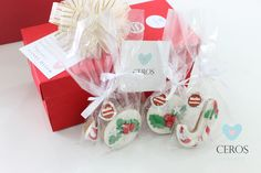 Home made Cookie New Year SugarPaste #ceroskurabiye