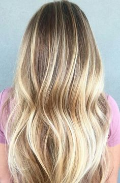 Beautiful blonde highlights. #hair #blonde