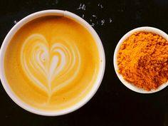 Gesunde Kaffee-Alternative: Trendgetränk: Kurkuma Latte