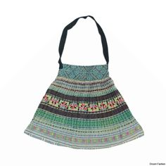 Buy this trendy multi #jholabag with beautiful hand embroidered collection of the prettiest handbag by #droomfashion. Get your hands on the chic and #stylish hand bag and be ready to catch the attention of every passing eye. These stylish bags are designed to match the taste of all the #stunning ladies, girls, students out there.