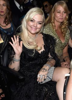 Elle King Is Rob Schneider's Daughter Because The World Is A Confusing Place Elle King Dad, Rob Schneider Daughter, Ellie King, Music Love, Beautiful Celebrities, Amazing Women, Ears, Queens