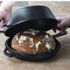 Rustic Sourdough Bread Recipe - Real Food - MOTHER EARTH NEWS