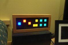 Picture of DIY TiX Clock