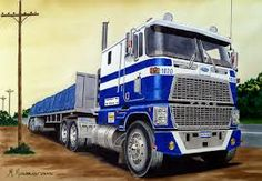 Image result for ford cl 9000