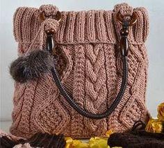 táska kötött pulóverből - Google keresés