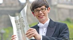 Pianist Martin James Bartlett wins BBC Young Musician. A 17-year-old pianist from Essex has won the BBC Young Musician 2014 competition in what he described as the highlight of his life. Martin James Bartlett performed Rachmaninov's Rhapsody on a Theme of Paganini in the final at the Usher Hall, Edinburgh. #piano #pianist #classicalmusic #musician #teens #youngadult #UK