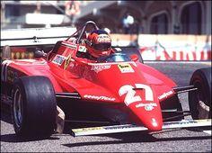 Villeneuve - the spirit of Ferrari