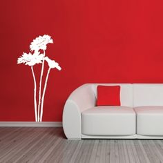 www.stickurz.com, Nature, Flowers, Design, Decoration, Wall Decal, Sticker, wall tattoo