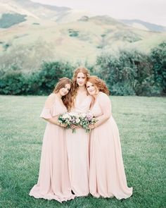 Wedding Planning Tips: Plan Your Wedding Like a Pro!   Ty Pentecost  Whether you're planning a boho mountain elopement or a traditional ballroom affair, these wedding planning tips from a wedding professional will help you plan your wedding like a pro!  #weddingplanning #weddingplanningtips #californiawedding #weddingpros Bridesmaid Dresses Different Colors, How Many Bridesmaids, Neutral Bridesmaid Dresses, Bridesmaid Outfit, Bridesmaids And Groomsmen, Blush Wedding Theme, Wedding Themes, Fine Art Wedding Photography, Wedding Photo Inspiration