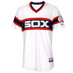 9afb0bfabfd Chicago White Sox Authentic 2013 Alternate Home Cool Base Jersey