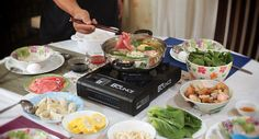 Hot pot (steamboat) lunch at home is a lot of fun. Read how you can do your version.