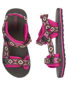 Tribal Water Sandals at Gymboree