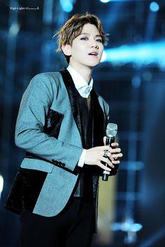 150122 Baekhyun at Seoul Music Awards ©high-lights