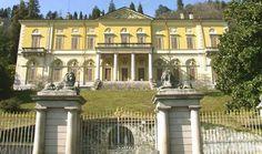 Villa Faraggiana, Novara, Piedmont, Italy
