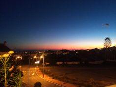 Vista de Otoño (Benalmádena, Málaga) - Una tarde con muchos colores en otoño de Benalmádena, con una vista maravillosa hacia África.