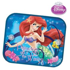 2 x disney princess ariel blinds car window sunshades for kids baby children in vehicle parts