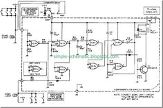 Do it yourself at home Car Auto Vehicle System Design circuit