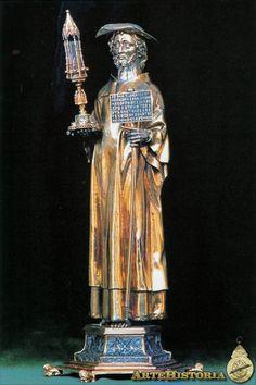 Santiago Peregrino - Obra - ARTEHISTORIA V2