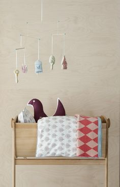 simple baby room. so cute