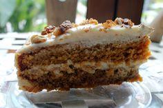 """Tarta de zanahoria, el delicioso """"Carrot Cake"""" - El Aderezo - Blog de Cocina"""