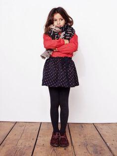 Scotch and Soda, moda para niños y niñas, Shrunk and R\'Belle otoño-invierno