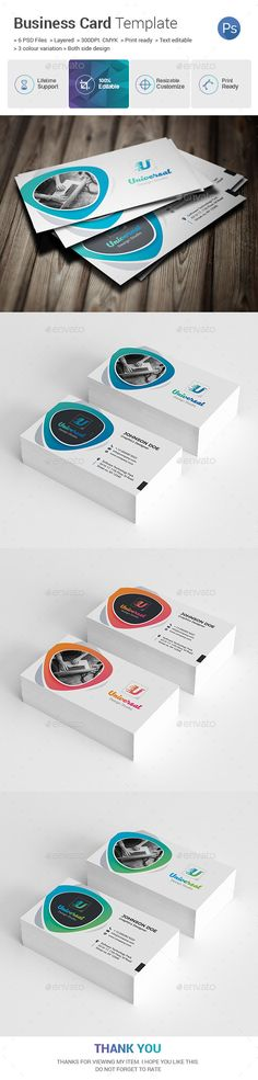 Business Card - #Business Cards Print Templates