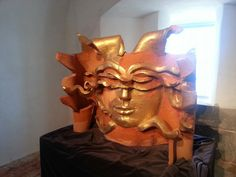 Went to se beutfull sculptures by artist Herta Hillfon at Strandverk Marstrand Sculptures, Lion Sculpture, Ceramics, Statue, Artist, Ceramica, Pottery, Artists, Ceramic Art