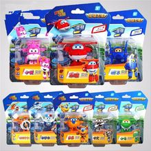 2016 8pcs Super Wings toys Mini Planes Model Transformation robot Deformation Airplane Robot Boys Christmas Birthday Gift♦️ SMS - F A S H I O N  http://www.sms.hr/products/2016-8pcs-super-wings-toys-mini-planes-model-transformation-robot-deformation-airplane-robot-boys-christmas-birthday-gift/ US $3.28