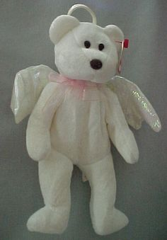 faf17a71128 Collectible TY Beanie Babies Teddy Bears Curly Fuzz Princess and