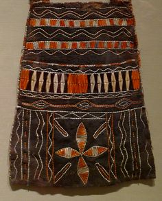Pottawattami/Menominee, Northern Wisconsin, bag, 1800