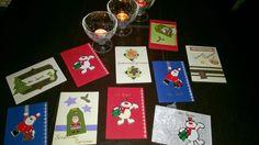 kreatywnyMaks: Kartki Świąteczne DIY