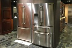 The Largest Capacity Counter Depth French Door Refrigerators (Reviews/Ratings)