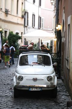 Travelogue: Rome, Italy - Hither and Thither