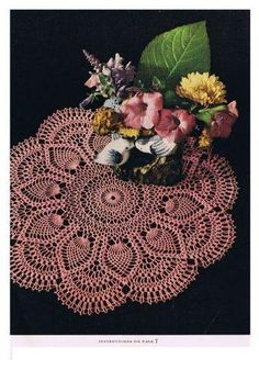 (4) Name: 'Crocheting : Doilies to Crochet Patterns