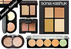 10 Best Concealer Palettes to Cover Up EverySituation | Beauty High