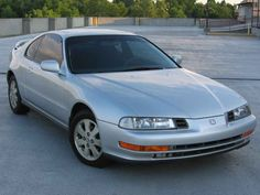 My Love Affair With The 4th Gen Honda Prelude