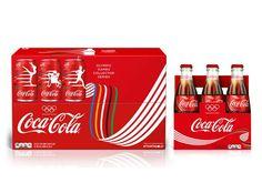 2016 Coca Cola Olympics Cans.