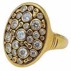 Constellation Ring - Alex Sepkus   Von Bargens Jewelry