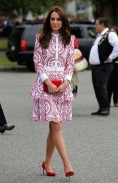Refined Sophistication - Kate Middleton's Most Stylish Looks - Photos