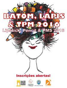 As inscrições para a mostra Batom, Lápis e TPM 2016 seguem até 5 de fevereiro (sexta-feira). Destinada a cartunistas brazucas e gringas...