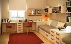 Best Modern Study Room Design