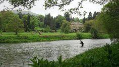 Fishing Galashiels | Fishing in the river Tweed near Galashi… | VisitScotland | Flickr