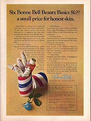 Bonne Bell facial care for teens
