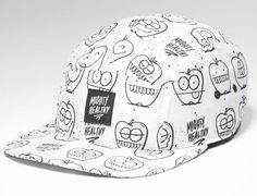 Rotten Apple 5 Panel Cap by MIGHTY HEALTHY x KEVIN LYONS