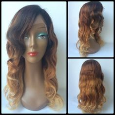 Front Lace Wigs | Cheap Best Curly And Synthetic Lace Front Wigs For Black & White Women Casual Style Online Sale | DressLily.com