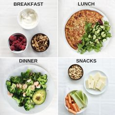 1400 Kalorien High Protein, Low Carb Mahlzeit Plan mit Pizza - The College Nutritionist - itstaylormichelle ⋆ Informationen zu 1400 Calorie High Protein, Low Carb Meal Plan with Pizza — - 1400 Calorie Meal Plan, Low Carb Meal Plan, Healthy Meal Prep, Healthy Dinner Recipes, Low Carb Recipes, Diet Recipes, Healthy Snacks, Healthy Eating, Protein Recipes
