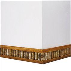wall baseboard