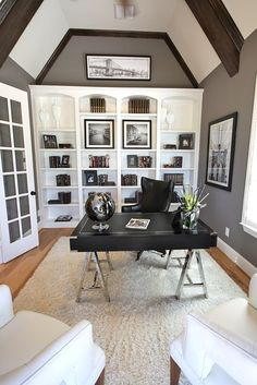 1000 images about office and workspace organization on for Dining room conversion ideas